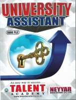 University Assistant Rank File 2019- Talent Academy