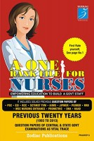 A ONE RANK FILE FOR NURSES