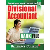 Divisional Accountant Rank File